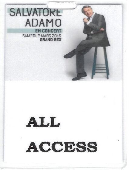 Sécurité Concert 2015-salvatore-adamo