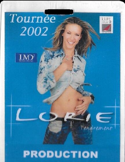 Sécurité concert 2002-lori
