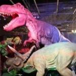 Sécurité Exposition de l'ère des dinosaures à l'ère de glace